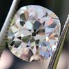 3.49ct Antique Cushion Cut Diamond 19