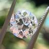 3.50ct Old European Cut Diamond, GIA J VS1 1