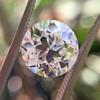 3.50ct Old European Cut Diamond, GIA J VS1 11