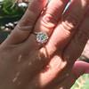 3.50ct Old European Cut Diamond, GIA J VS1 30