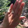 3.50ct Old European Cut Diamond, GIA J VS1 22