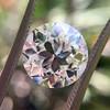 3.50ct Old European Cut Diamond, GIA J VS1 9