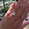 3.50ct Old European Cut Diamond, GIA J VS1 17
