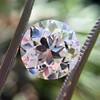 3.50ct Old European Cut Diamond, GIA J VS1 6