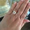 3.50ct Old European Cut Diamond, GIA J VS1 37