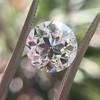 3.50ct Old European Cut Diamond, GIA J VS1 10