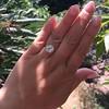 3.50ct Old European Cut Diamond, GIA J VS1 20