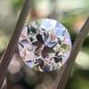 3.50ct Old European Cut Diamond, GIA J VS1 2