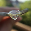3.60ct Antique Cushion Cut S/T color, VS2 clarity 2