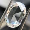 3.60ct Oval Rose Cut Diamond GIA I VS 9