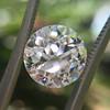 3.63ct Old European Cut Diamond, GIA J VVS1 2