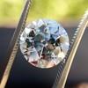 3.69ct Old European Cut Diamond GIA E VS2 16
