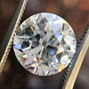 3.69ct Old European Cut Diamond GIA E VS2 26
