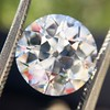 3.69ct Old European Cut Diamond GIA E VS2 24