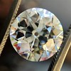 3.69ct Old European Cut Diamond GIA E VS2 8