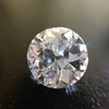 3.69ct Old European Cut Diamond GIA E VS2 1