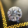 3.69ct Old European Cut Diamond GIA E VS2 5