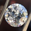 3.69ct Old European Cut Diamond GIA E VS2 10