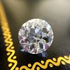 3.69ct Old European Cut Diamond GIA E VS2 11
