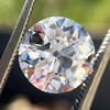 3.69ct Old European Cut Diamond GIA E VS2 21