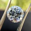 3.69ct Old European Cut Diamond GIA E VS2 18