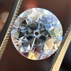 3.69ct Old European Cut Diamond GIA E VS2 13