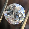 3.69ct Old European Cut Diamond GIA E VS2 27