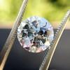 3.69ct Old European Cut Diamond GIA E VS2 19