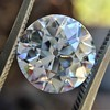 3.69ct Old European Cut Diamond GIA E VS2 25