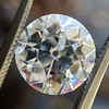 3.69ct Old European Cut Diamond GIA E VS2 7