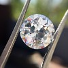 3.69ct Old European Cut Diamond GIA E VS2 23