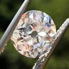 3.70ct Antique Cushion Cut Diamond GIA I VS1 21