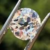 3.70ct Antique Cushion Cut Diamond GIA I VS1 18