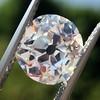 3.70ct Antique Cushion Cut Diamond GIA I VS1 14