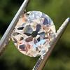 3.70ct Antique Cushion Cut Diamond GIA I VS1 6