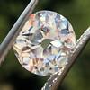 3.70ct Antique Cushion Cut Diamond GIA I VS1 22