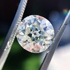3.77ct Old European Cut Diamond, GIA K VS2 9