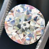 3.77ct Old European Cut Diamond, GIA K VS2 4