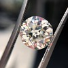 3.77ct Old European Cut Diamond, GIA K VS2 7
