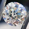 3.77ct Old European Cut Diamond, GIA K VS2 1