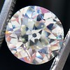 3.77ct Old European Cut Diamond, GIA K VS2 0
