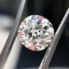 3.77ct Old European Cut Diamond, GIA K VS2 6