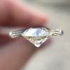 3.83ct Old European Cut Diamond, GIA K SI1 3