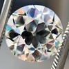 3.83ct Old European Cut Diamond, GIA K SI1 1