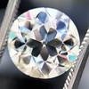 3.83ct Old European Cut Diamond, GIA K SI1 5