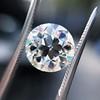 3.83ct Old European Cut Diamond, GIA K SI1 6