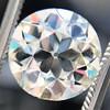 3.83ct Old European Cut Diamond, GIA K SI1 0