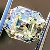 4.71ct Antique Asscher Cut Diamond GIA WX VS2 25