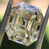 4.71ct Antique Asscher Cut Diamond GIA WX VS2 8