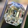 4.71ct Antique Asscher Cut Diamond GIA WX VS2 18